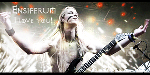 Ensiferum Tribute PNG by Creativetasks