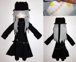 Undertaker -commission- by AlchemyOtaku17
