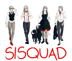 Sisquad: Cover by Apply-Some-Pressure