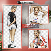 Pack png Rita Ora 03 by lightsfadeout