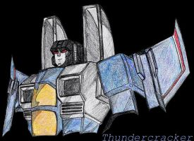 Thundercracker by Scream01