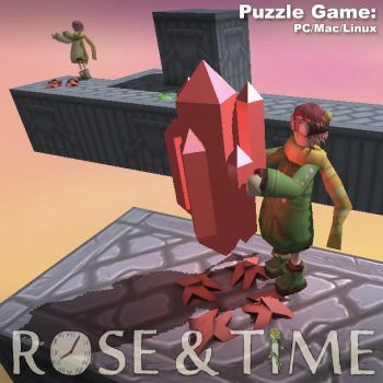 Rose and Time (Game) by SophieHoulden