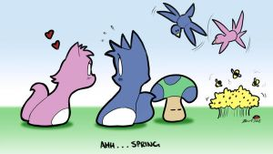 Spring by SupaCrikeyDave