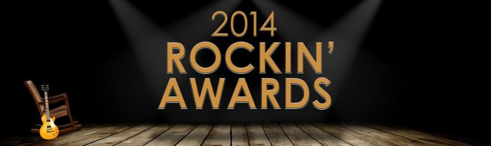 2014 Rockin' Awards Title Graphic by graph-man