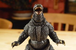 Custom - S.H Monsterarts Godzilla 2.0 (Repaint) 10 by GIGAN05