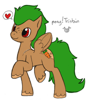 MLP - Tristain by llimus