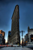 Flatiron NYC by UrbanDawn
