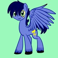 pony male adoptable - 01 - OPEN by xWhiteDreamsx