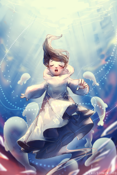 Song of the sea by Ozumii