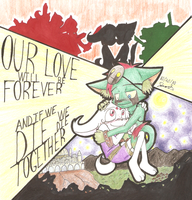Love Is Forever by Mister-Saturn