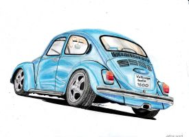 Volkswagen Fusca/Beetle by CKDMotorsport