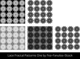 Lace-Fractal-Patterns 1 by Fea-Fanuilos-Stock
