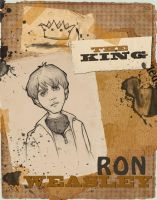 Ron Weasley by Ninidu