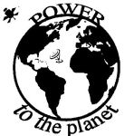 power to the planet by oi101