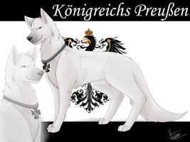 Kiriban winner - Prussia by AskNekoKugelmugel