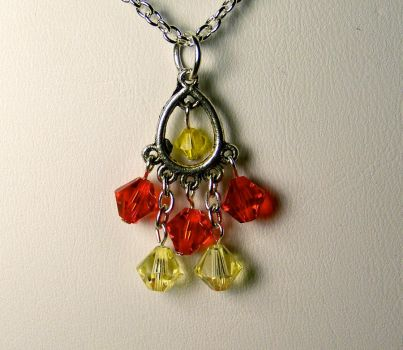 Bloom pendant by ComparativeRarity