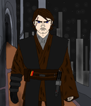 Anakin Skywalker by JediAnakinSkyguy