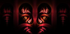 The Butterfly Effect by FractalEuphoria