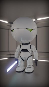 Marvin by Photofaker