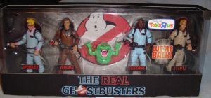Custom Real Ghostbusters by Derrico13