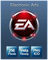 Electronic Arts Icon by Deffert
