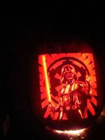 Lord Vader by AmazingPumpkins
