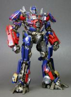 Optimus Prime DMK-01 by GeneralMechanics