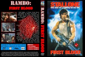 Rambo DVD cover 'ENG_CRO' by atjeroid