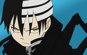 Soul Eater - Death The Kid by XTi4N