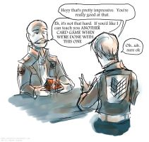 [SNK manga 51, 52] If You'd Like I Can Teach You by Tavoriel