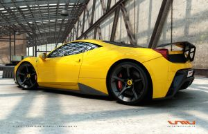 Ferrari 458 Italia GT - 8 by jmvdesign