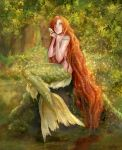 Bog's mermaid by SENTWITCH067