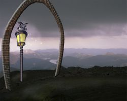 Open Archway by Eicats