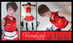 ~Vocaloid Meiko Cosplay~ by Steampunk-Bunny