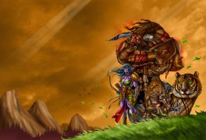 World of Warcraft by themico
