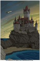 Castle Setcliff Keep by LeighKellogg