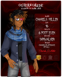 .::OW::. Charlie Ref Sheet by MysteryPrince