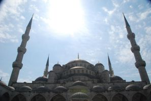 Blue Mosque by r3code