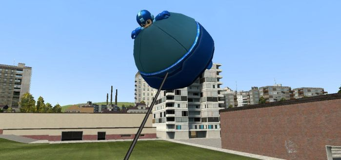 Mega Balloon by milesprower690