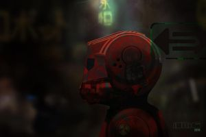 Robot by TK769