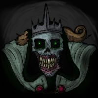 The Lich by BrandonM-Art