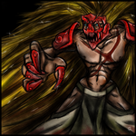 Red demon by pinafta1