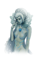 Ice Queen by Catwagons
