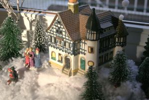 Christmas decoration from Anne 8 by ingeline-art