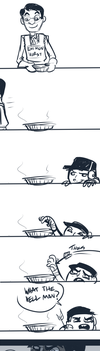 Sniper takes Thanksgiving seriously by Avibroso