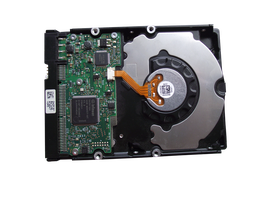 Hard Drive 1 of 4 by oxygenhazard