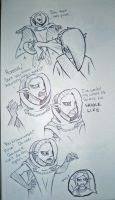 Ghirahim Is Whiny by MilesofCrochet