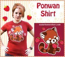 Ponwan Shirt by celesse