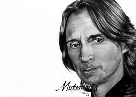 Mr Gold by Mutemouia