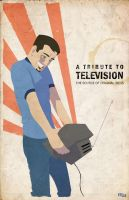 A Tribute to Television by mattwileyart